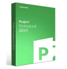 Project Pro 2019 Win Czech