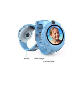 Smart hodinky GUARDKID+ Blue