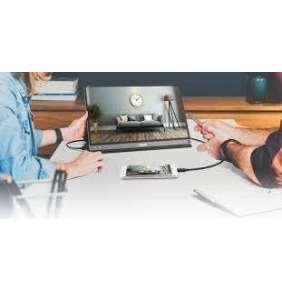 """ASUS ZenScreen MB16AP 15,6"""" IPS prenosný USB-C monitor 1920x1080 800:1 5ms 220cd  batéria"""
