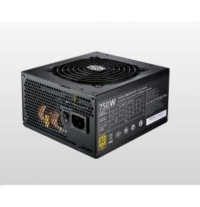 Cooler Master zdroj MWE Gold 750, 750W, 80+ Gold