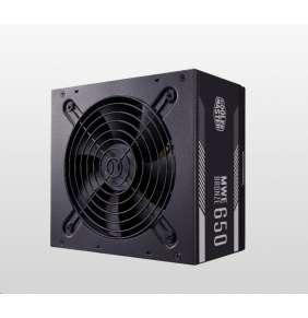 Cooler Master zdroj MWE 650 Bronze - V2, 650W, 80+ Bronze