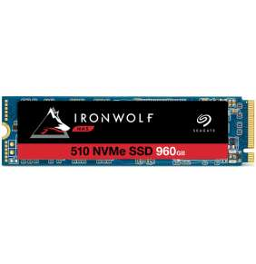 SSD 960GB Seagate IronWolf 510 NVMe M.2 PCIe G3 x4