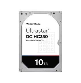 Western Digital Ultrastar® HDD 10TB (WUS721010ALE6L4) DC HC330 3.5in 26.1MM 256MB 7200RPM SATA 512E SE (GOLD WD101KRYZ)
