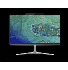 """ACER PC Aspire Z24-891 - i7-8700T,23.8"""" FHD IPS touch,8GB DDR4,512SSD+1T HDD,Intel UHD,noDVD,W10H"""