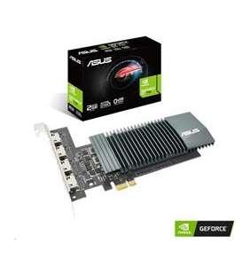 ASUS VGA NVIDIA GeForce GT710-4H-SL-2GD5, GT 7102GB GDDR5, 4xHDMI