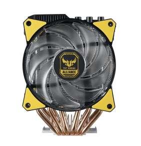 Cooler Master chladič MasterAir MA620P, 2x RGB ventilátory + ovladač, TUF Gaming Alliance Edition