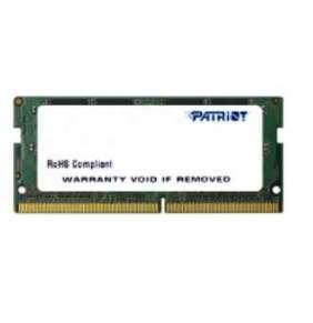 SO-DIMM 4GB DDR4-2400MHz Patriot CL17 256x16