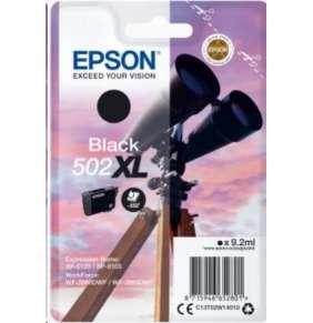 Epson inkoustová náplň/ C13T02W14010/ 502XL/ Expression Home XP-5100/ černá