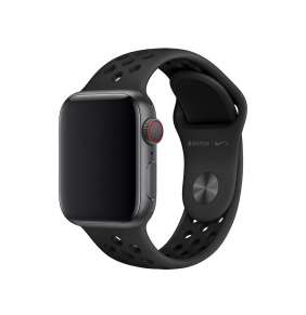 Apple Watch 40mm Anthracite/Black Nike Sport Band - S/M & M/L