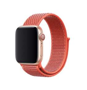 Apple Watch 44mm Nectarine Sport Loop