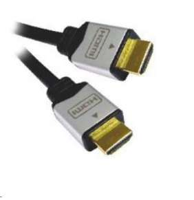 PREMIUMCORD Kabel HDMI A - HDMI A M/M 7m zlacené a kovové HQ konektory
