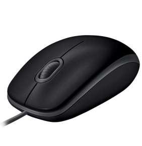 PROMO myš Logitech B110 Silent - BLACK - USB