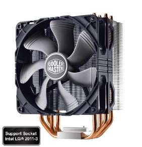 COOLER MASTER CPU chladič HYPER 212X, černý