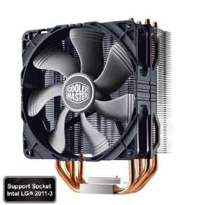CoolerMaster chladič CPU Hyper 212X, 120mm fan, univ. socket