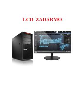 TS P920 TWR/2x Xeon4116/64GB/256+1T/P4000/DVD/W10P+Zľava 100 € na príslušenstvo