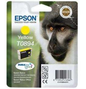 "EPSON ink bar Stylus ""Husky"" S20/SX100/SX200/SX400 (T0894) - yellow"