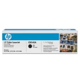 HP 125A Black LJ Toner Cart, 2 200 str, CB540A