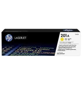 HP 201A tisková kazeta žlutá, CF402A