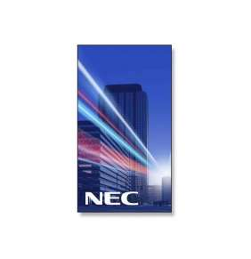 "NEC 55"" velkoformátový display X555UNS PG - 24/7, 1920x1080, 700cd, 2mm protection glass"