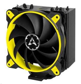 ARCTIC Freezer 33 eSport One (Yellow) CPU Cooler for Intel 1150/1151/1155/1156/2011-3/2066 & AMD AM4