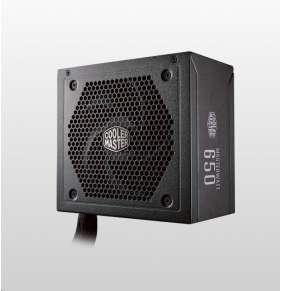 Cooler Master zdroj MasterWatt 650, Semi-Modular 650W A/EU Cable, Semi-pasive, 80+ Bronze