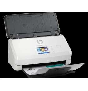 HP ScanJet Pro N4000 snw1 Sheet-Feed Scanner (A4, 600 dpi, USB 3.0, Ethernet, Wi-Fi, ADF, Duplex)