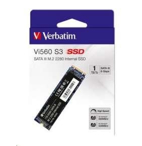 VERBATIM SSD Vi560 S3 M.2 1TB SATA III, W 560/ R 520MB/s