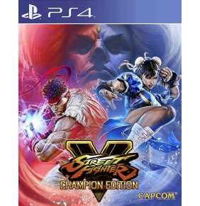 PS4 - Street Fighter V: Champion Edition