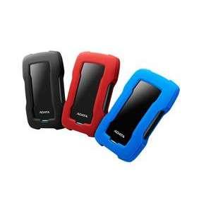"ADATA Durable Lite HD330 1TB HDD / externí / 2,5"" / USB 3.1 / modrá"
