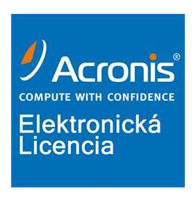 Acronis True Image 2020 - 3 Computers - Upgrade, ESD licence