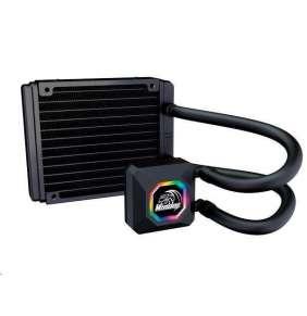 AKASA chladič CPU VENOM R10 pro patice LGA 775,115x, 1366, 2011,2066 Socket AMx, FMx, měděné jádro, 120mm PWM ventilátor
