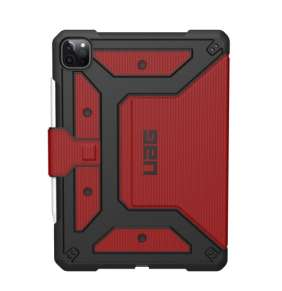 "UAG puzdro Metropolis pre iPad Pro 11"" 2020 - Magma Red"