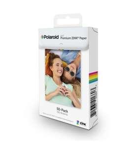Polaroid Instant Zink Media 2X3 50P