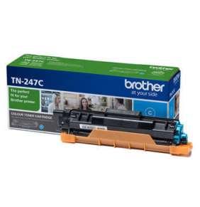 Brother - TN-247C, cyan toner (až 2 300 stran)