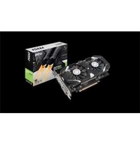 MSI GeForce GTX 1050 Ti 4GT OC / PCI-E/ 4GB GDDR5 / DVI / HDMI / DP