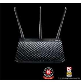 ASUS DSL-AC51, AC750 dvoupásmový ADSL/VDSL Wi-Fi modem router s rodičovským zámkem