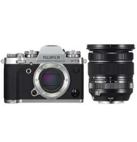 Fujifilm X-T3 + XF16-80MM - Silver