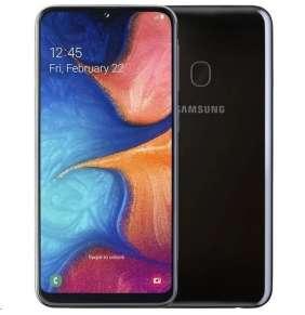 Samsung Galaxy A20e (A202), DS, EU, černá