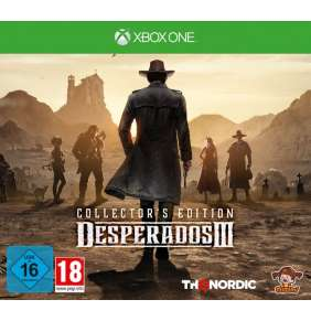 XONE - Desperados 3 Collector´s Edition