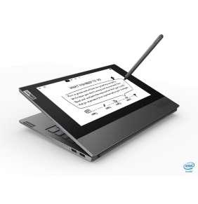 "LENOVO ThinkBook Plus - i5-10210U@1.6GHz,13.3"" FHD IPS mat+10.8"" E Ink FHD Touch,8GB,256SSD,HDMI,USB-C,W10P,1r carryin"