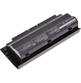 Baterie T6 power Asus G75V, G75VM, G75VW, 5200mAh, 75Wh, 8cell