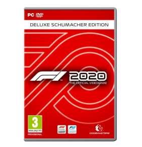 PC - F1 2020 Michael Schumacher Deluxe Edition