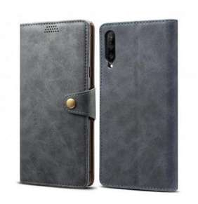 Lenuo Leather pro Huawei P Smart Pro/Y9s, šedá