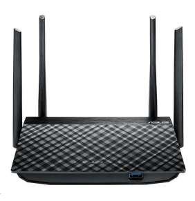 ASUS RT-AC58U V3, Dvoupásmový gigabitový WiFi router AC1300