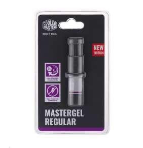 Cooler Master termální pasta na CPU Master Gel Regular, tep. vodivost 5 W.m, 1.5ml, šedá