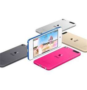 iPod touch 32GB Ruzovy