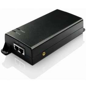MaxLink PI60 PoE injektor - 802.3af/at, 55V, 1.1A, 60W, napájecí kabel