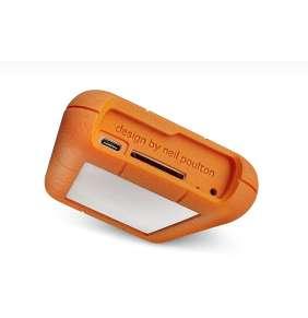 "LaCie Rugged RAID PRO 4TB 2,5"" External HDD USB 3.1/ USB-C"