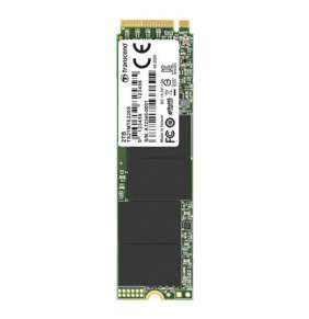 TRANSCEND MTE220S 2TB SSD disk M.2 2280, PCIe Gen3 x4 NVMe 1.3 (3D TLC), 3500MB/s R, 2700MB/s W