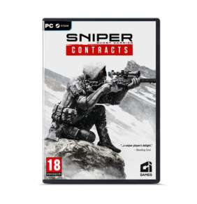 PC - Sniper: Ghost Warrior Contracts